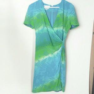 Maggie London. Silk dress Size 4
